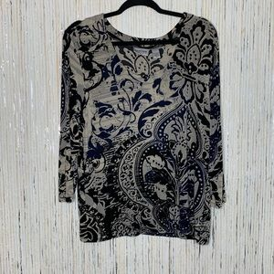 Chico's Travelers Top